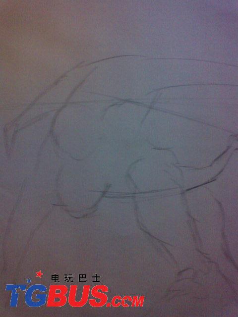 [手绘涂鸦]-彩绘-光速蒙面侠